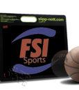 Slipp-Nott Small Custom Traction Base, Auburn Women's Basketball Team Logo