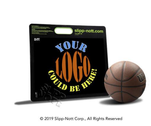 Small Custom Basketball Traction Base