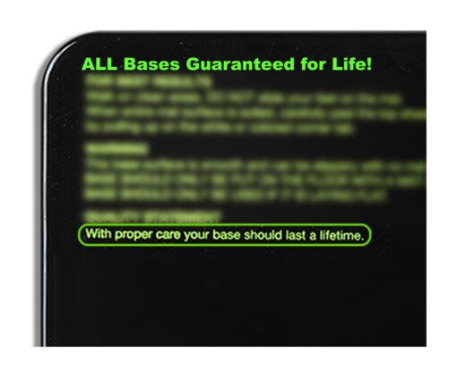 Slipp-Nott Small Base Guaranteed for Life