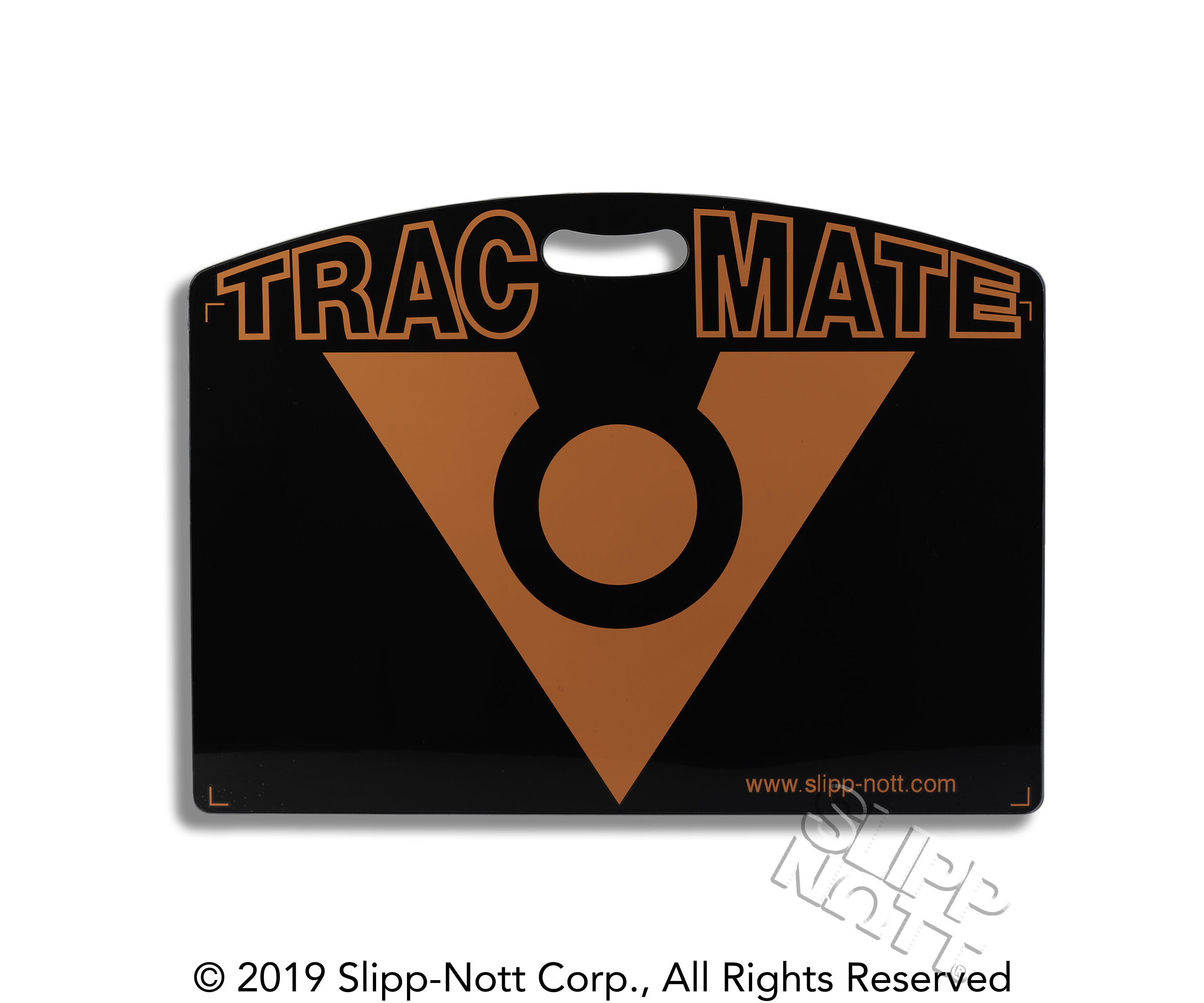 Photo of a Slipp-Nott Trac Mat Traction Base