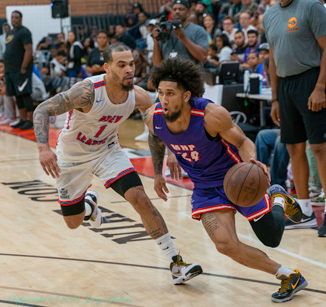 Drew League 2019 Basketball Match, Week 4 Game